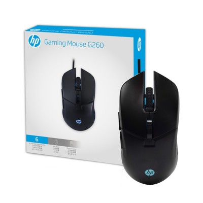 HP Gaming RGB Mouse G260
