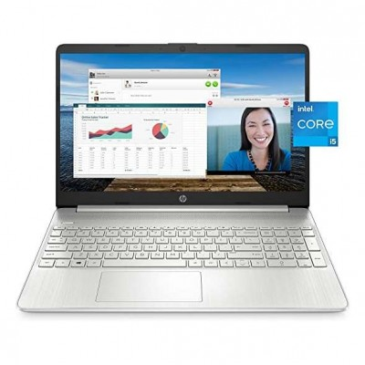 HP 15-dy2021nr Intel®Core™i5-1115G4/4GB/128GB SSD/Intel®UHD Graphics/Wi-Fi/Bluetooth/DOS